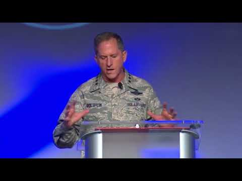 DFN: 2018 Air Warfare Symposium - Gen David Goldfein, CSAF, ORLANDO, FL, UNITED STATES, 02.23.2018