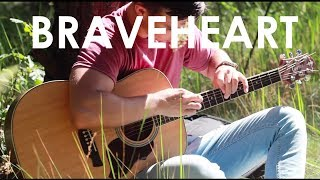 Luca Stricagnoli - Braveheart (cover)
