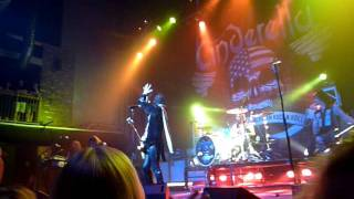 Cinderella - Gypsy Road - Rams Head Live, Baltimore MD - 8/2/11
