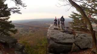 High Angle 2012 Pilot Mountain, NC GoPro, Music Credit Mumford and Sons