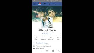 {{HINDI}} how to hide fb friend list in mobile