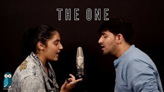 The Chainsmokers - The One (Sing Off vs Savleen Kaur)   Hootenanny