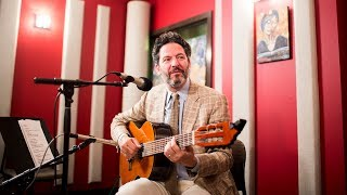 John Pizzarelli And Daniel Jobim 'Agua de Beber' | Live Studio Session