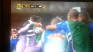 Cabo verde vs angola