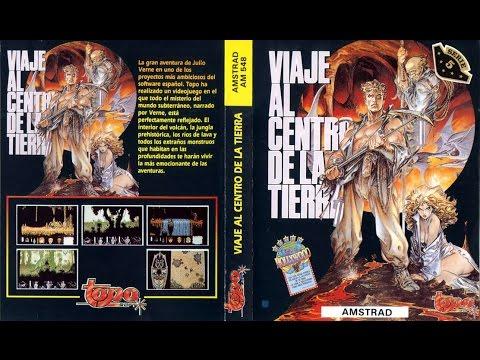 Viaje al Centro de la Tierra (Topo Soft 1989) con Bracula y Alfonso Fernández Borro