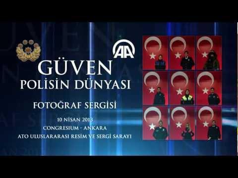 Anadolu Ajansı - ''Güven-Polisin Dünyası''