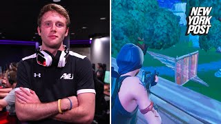 College Kid Got Scholarship to Play Fortnite Video Game | New York Post