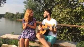 Barbara&Mihael - Because You Loved Me (C. Dion) Live