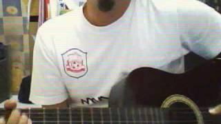 AXL'S - Andai Dapat Ku Undurkan Masa - Gitar by Izwan