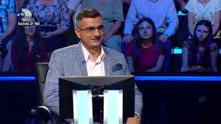 Vrei sa fii milionar? (13.11.2018) - Eugen Udrea, de profesie criminalist dactiloscop!