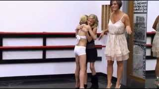 Dance Moms Group Rehearsals And Paige With A Broken Foot