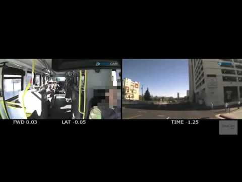 Bus Driver Avoids Cyclist with Lytx DriveCam
