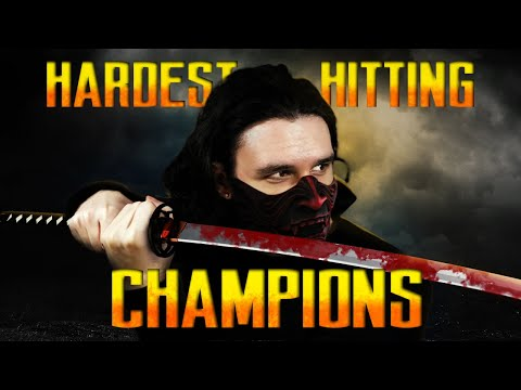 Top 5 AOE Damage Dealers in Raid Shadow Legends