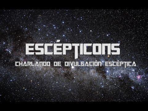 DIRECTO - #Escepticons - Charlando de divulgación escéptica