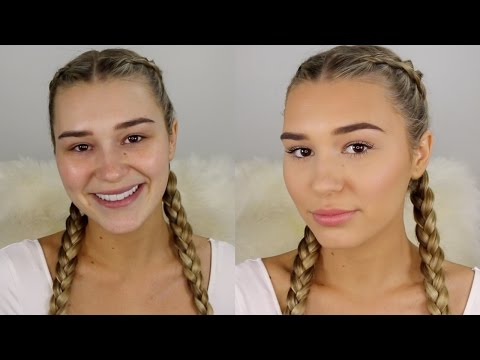 "Ultimate DRUGSTORE ""No Makeup"" Makeup Tutorial"