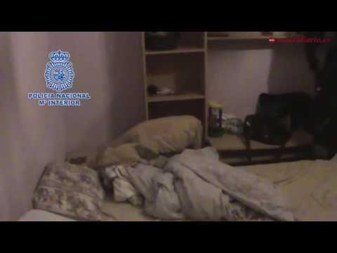 Golpe policial a una banda organizada que cometía robos con fuerza en viviendas de la región