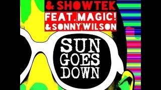 David Guetta & Showtek - Sun Goes Down [Pink Apple Thieves Remix] ft MAGIC! & Sonny Wilson