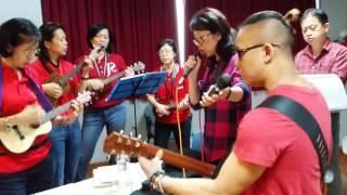关怀方式 (caring ways) ukulele practice