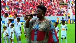 Hino Nacional Brasileiro por Ellen Oleria 26/05/2013