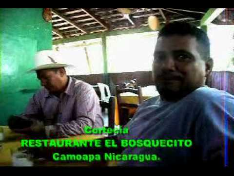 Empresarios de Camoapa Restaurante el bosquecito Camoapa Nicaragua.