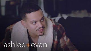 Evan Ross Bonds With Ashlee Simpson-Ross' Father Joe   Ashlee+Evan   E!
