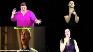 RENT: Seasons Of Love (ASL  and Subtitles)