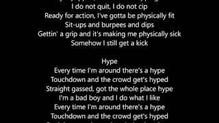 Dizzee Rascal & Calvin Harris   'Hype'