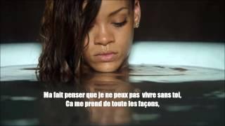 Rihanna ft Mikky Ekko Stay [Traduction Française]