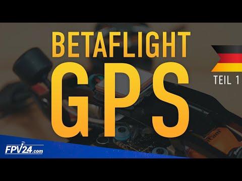 Betaflight GPS Rescue Mode DEUTSCH | GPS Modul einbauen & einstellen | TBS M8 GPS | TEIL 1 | FPV24
