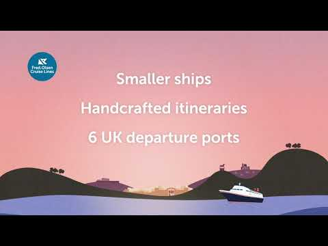 Fred Olsen Cruises   Destination brand