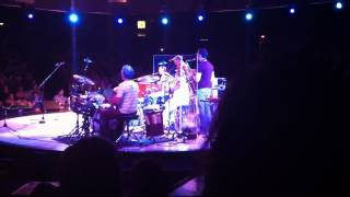 Steve Winwood - Low Spark of High-Heeled Boys/Empty Pages 1st part live 5/26/12