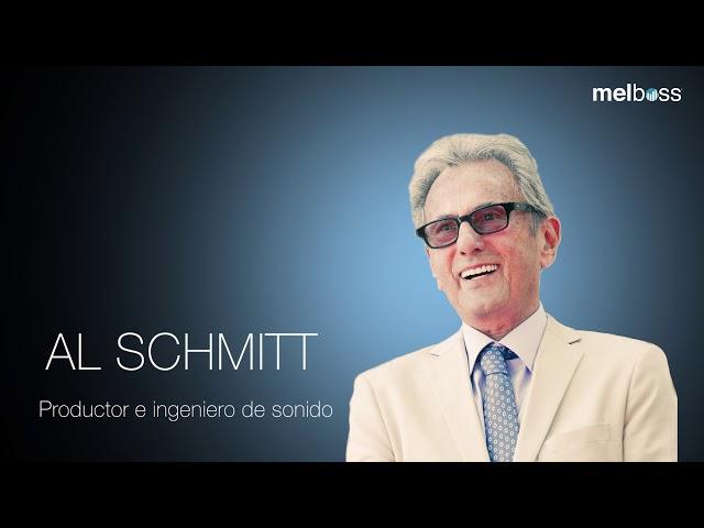 Melboss Talks: regresan las jornadas para profesionales de la industria de la música  Al Schmitt será el primer ponente de esta nueva edición