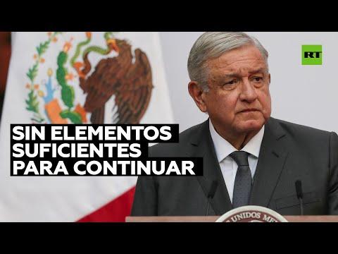López Obrador tilda de