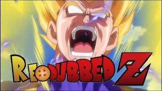 Dragon Ball Super ENGLISH REDUB - Beerus Slaps Bulma (Vegeta's SSJ Theme)