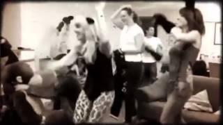 Dançando o Harlem Shake