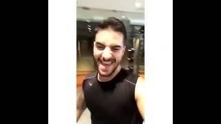 "Maluma bailando "" No Quiere Amor"" de Lenny Tavárez ft Farruko"
