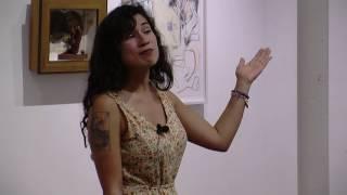 Melissa Lozada-Oliva: My Spanish