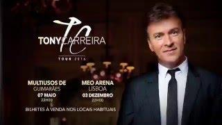 Tony Carreira - Tour 2016 promo