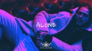 FREE Post Malone Type Beat | ALONE