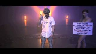 J-Ax feat Riky - Mi-Vendo #Pepsibeat Official teaser