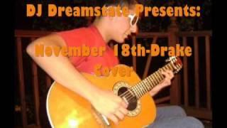 November 18th drake cover