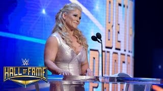 Beth Phoenix offers a Rated-R tribute to Edge: WWE Hall of Fame 2017 (WWE Network Exclusive) width=