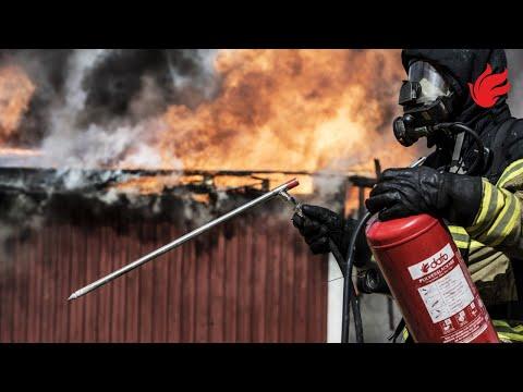 DryChemNail - First responder scenario
