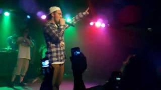 Mac Miller Premieres Donald Trump Live From Best Day Ever At The Glass House In Pomona