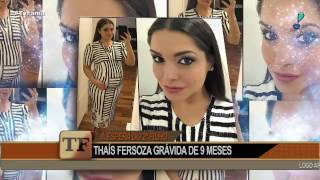 "Michel Teló se derrete por Thaís Fersoza: ""A mamãe é ponta firme"""