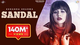SANDAL (Official Video) SUNANDA SHARMA | Sukh-E | JAANI | Latest Punjabi Songs 2019 | MAD 4 MUSIC