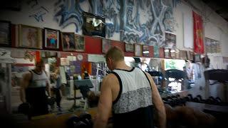 Training @ Original Metroflex Gym - 3