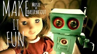 Make It Fun - Happy Upbeat Ukulele Instrumental Background Music for Video