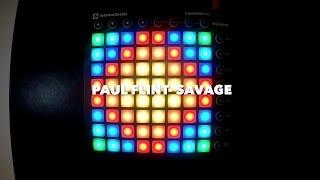 Paul Flint - Savage | Launchpad Mk2 Cover