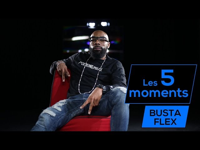 5 MOMENTS IN THE CAREER OF: BUSTA FLEX